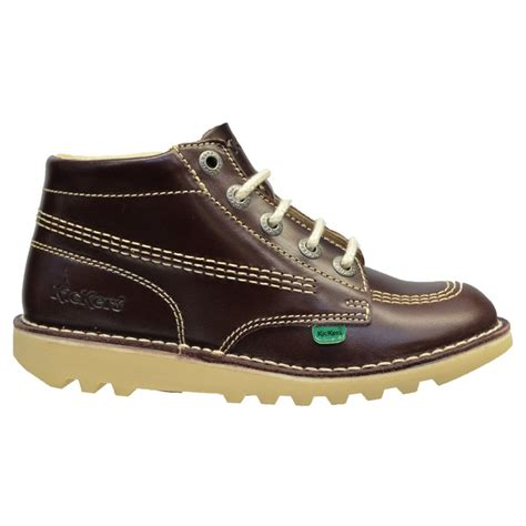 Boots Kickers 1 kickers kickers kick hi youth leather n52