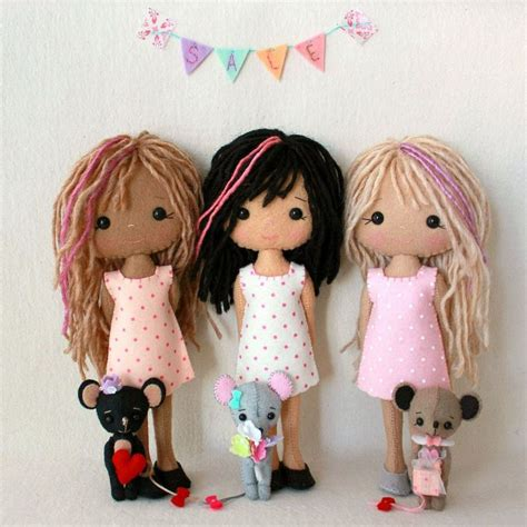 pattern felt doll pinterest oh yes it s finally here the end of summer sale time