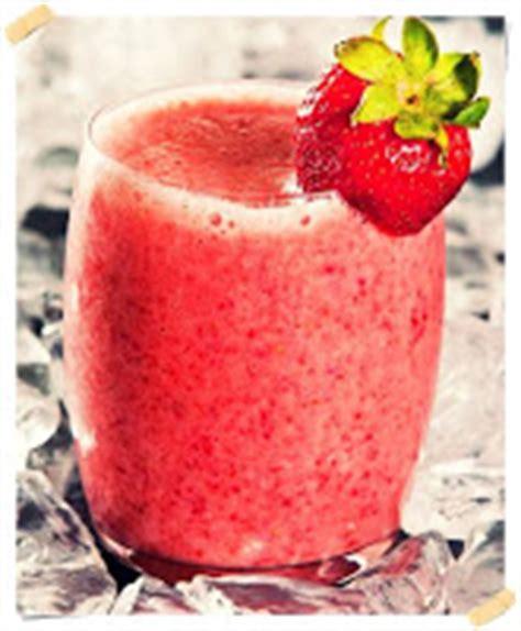 cara membuat jus strawberry yoghurt cara praktis membuat jus strawberry