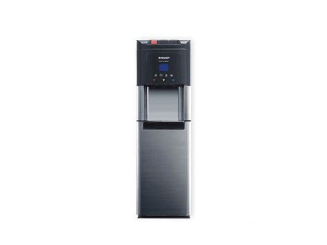 Water Dispenser Merk Sharp electronic city sharp water dispenser 385 watt silver swd 75ehl sl