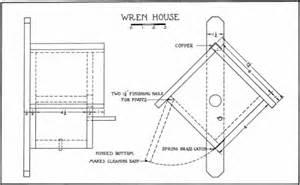 wren bird house plans pdf diy wren bird house plans