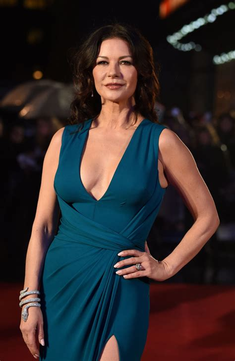 catherine zeta jones catherine zeta jones at dad s army premiere in london