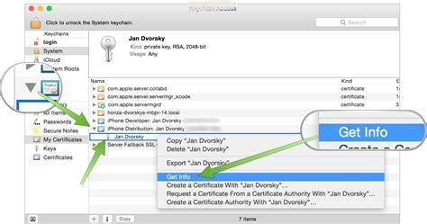 tutorial xcode 6 4 xcode server tutorials 4 certificates provisioning