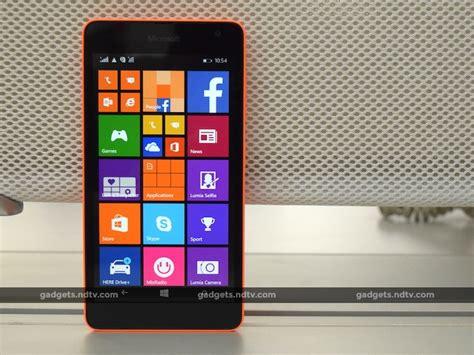 Nokia Microsoft Lumia 535 Dual Sim Microsoft Lumia 535 Dual Sim Pictures Ndtv Gadgets360