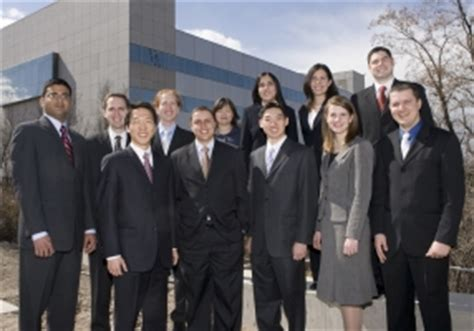 Econ Mba Ut by Byu Marriott School Of Business News 14 Mba Students