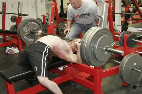 how heavy is bench press bar are you dismissing valuable training styles