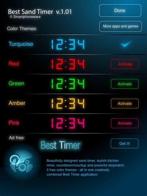 best timer app best kitchen timer app passionx