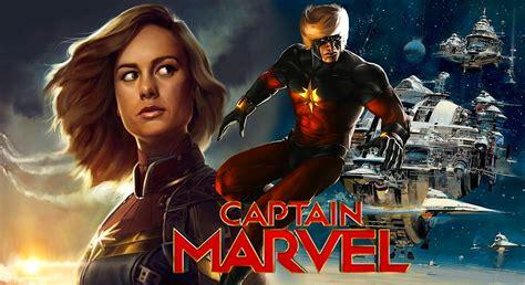 film kapten marvel captain marvel getting new origin for solo movie says