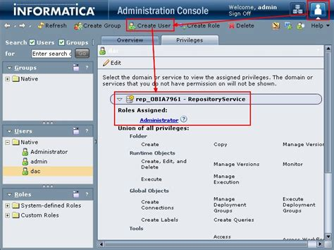 informatica workflow manager obia installation version 7 9 6 with ebs powercenter