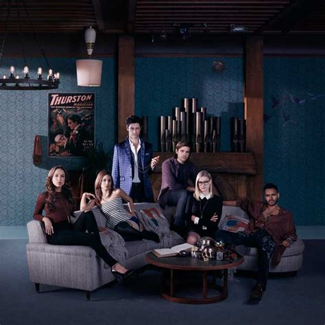 magicians season 2 the magicians season 2 release date fall 2016