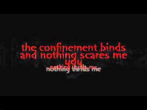 darkest hour lyrics darkest hour convalescence lyrics on screen youtube