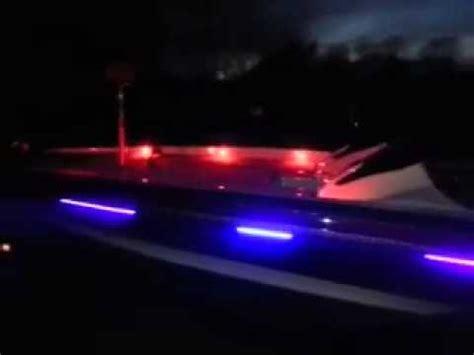 yamaha boat lights cool led boat lighting youtube