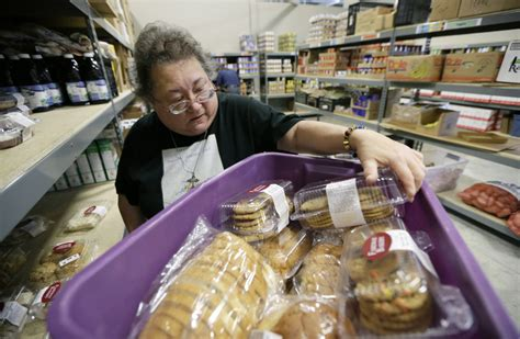Food Pantry Portland by Food Banks Nationwide Struggle To Meet Demand The
