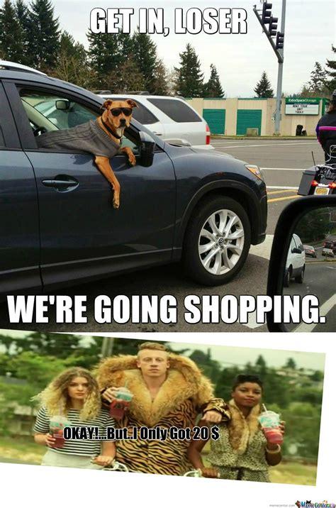 in meme rmx get in loser by recyclebin meme center