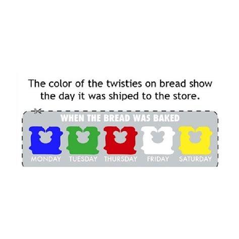 meaning of twist ties on bread trusper