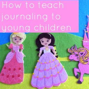 15 simple ways to teach patterns to preschoolers the 15 best images about kids journaling scrap books on