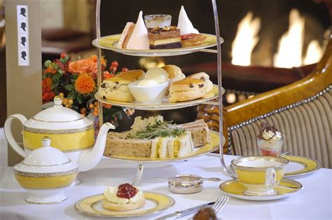 goring afternoon tea images victoria london
