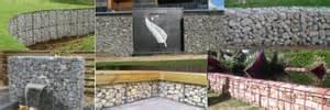 Garden Accessories Nz Gabion Landscaping Rocks Walls Fences Garden Supplies