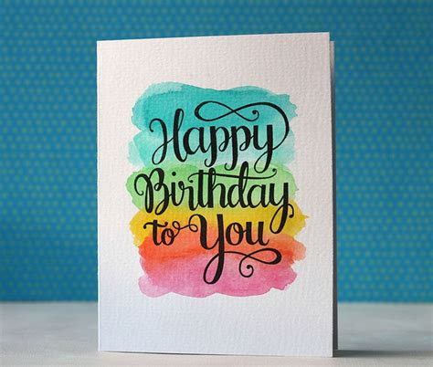 Birthday Card happy birthday card via happy project tarjeter 237 a