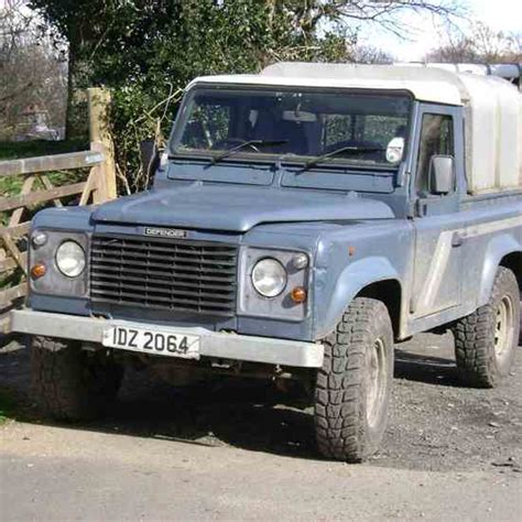 great britains land rover equipment