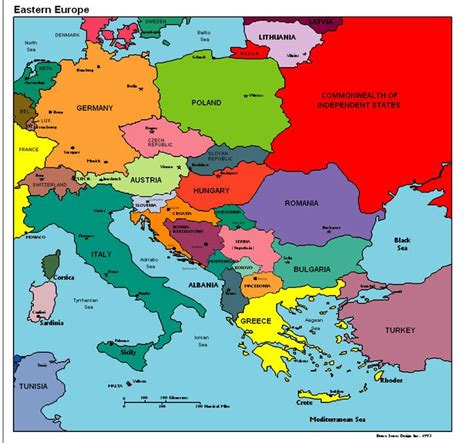 eastern world map eastern europe political map vacations in eastern europe