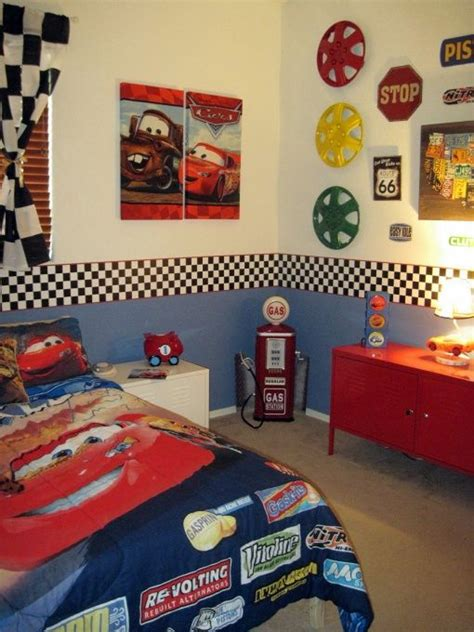 Disney Cars Bedroom Ideas Enchanting Disney Cars Bedroom Ideas Disney Cars Room Decor For Room Disney Cars Room Decor