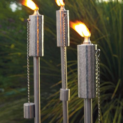 tiki torches backyard 18 best outside lighting images on pinterest lighting