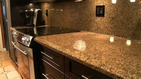 Artificial Kitchen Countertops by Diy Countertop Instant Gold Faux Granite Look Contact