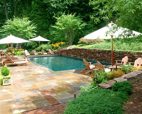 Backyard With Pool Ideas Small Backyard Pool Ideas Backyard Remodel Ideas Pinterest Backyard Pool Designs And