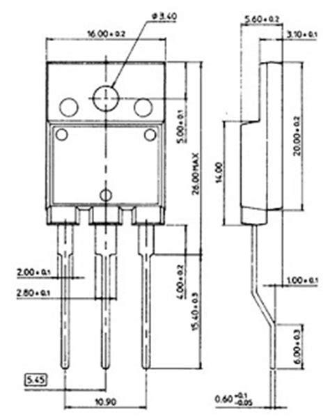 transistor horizontal d1651 transistor horizontal d1555 28 images solucionado reemplazo d1651 yoreparo solucionado