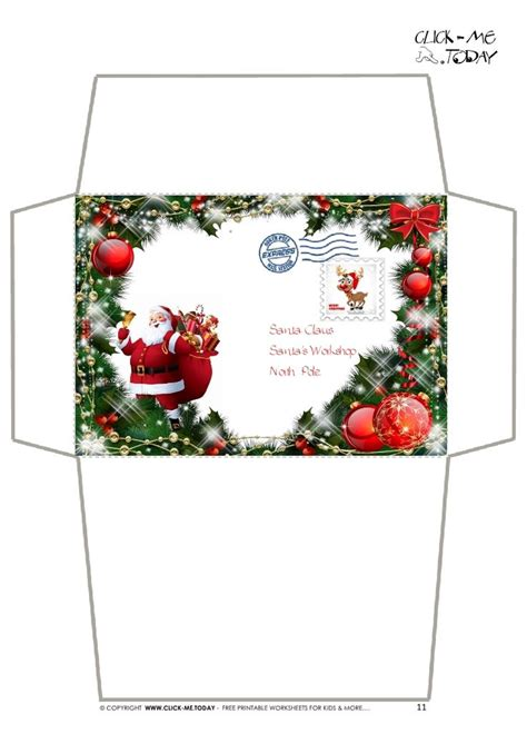 printable envelope christmas decorations 17 best images about tags labels envelopes on pinterest