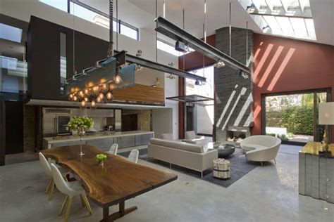 natural lighting home design using natural light to illuminate an industrial modern
