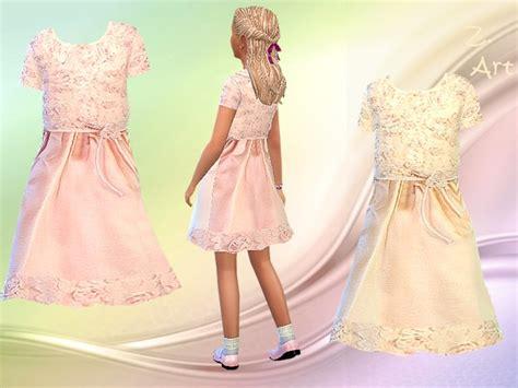 porcelain doll dress the sims resource porcelain doll dress by zuckerschnute20