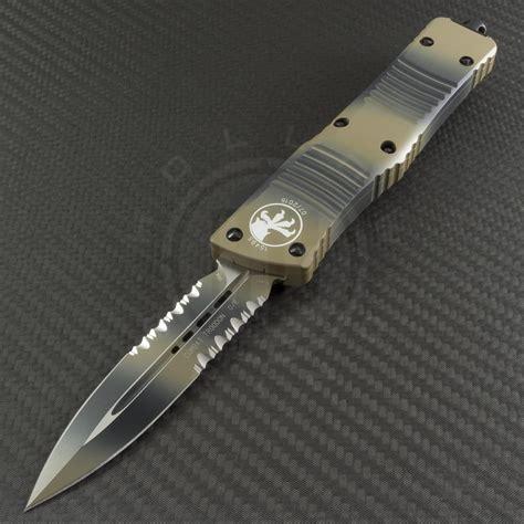 microtech combat troodon otf microtech knives camo combat troodon d e automatic otf