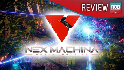 Ps4 Matterfall Reg All nex machina machine review next gaming blognext gaming
