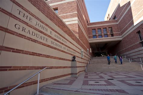 Mba Of The by Ucla School Of Management Revises Mba Curriculum