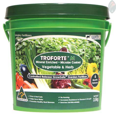 vegetables 6 months troforte m vegetable and herbs 5 6 months 3 5kg mineral