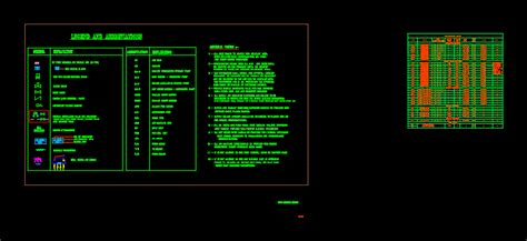 Hvac Legends   Symbols DWG Block for AutoCAD ? DesignsCAD