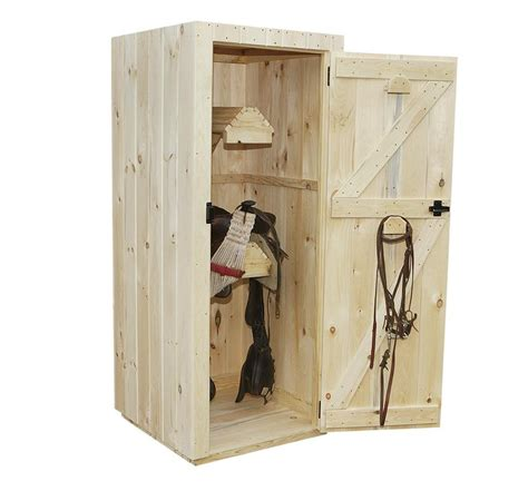 horse tack cabinet for sale amish pine furniture cabinets tack boxes feed bins