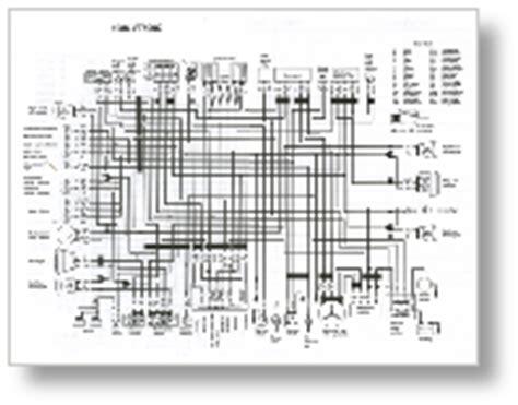 honda vt500 ascot wiring diagram honda get free image