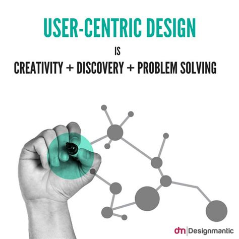 designmantic hack why user centric design is king when it comes to user