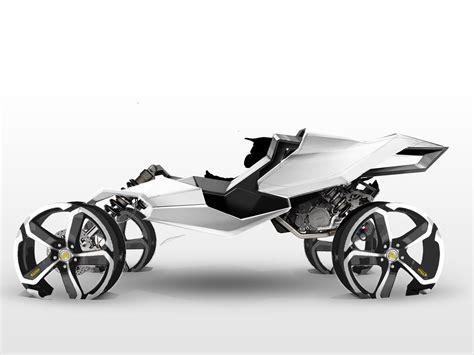 Ktm Ax Ktm Ax Concept 2009 Mad 4 Wheels