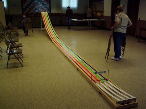 pinewood derby track  biglarry  lumberjockscom
