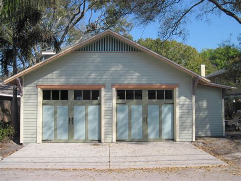 Two Car Garage With Workshop by Detached Two Car Garage With Workshop Traditional Garage