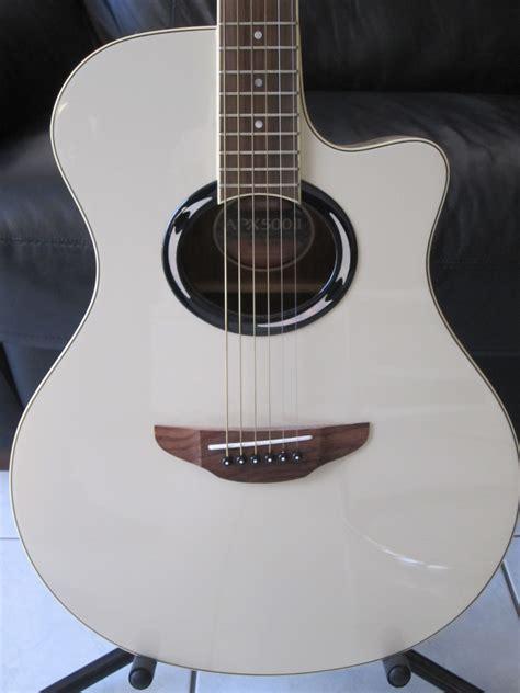 Gitar Yamaha Akustik Elektrik Apx500ii White Free Quality S 1 yamaha apx500ii image 691986 audiofanzine