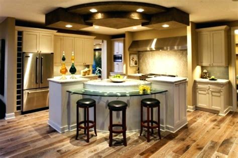curved island kitchen designs curved kitchen island carlislerccar