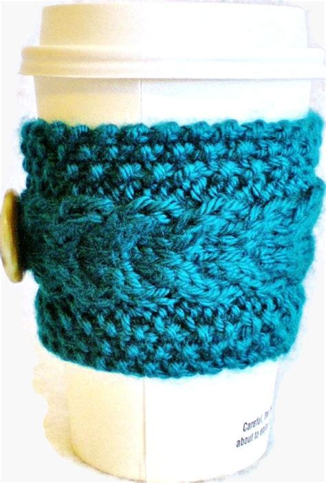 knitting pattern cup holder 17 best images about knitting cozies coffee cups jars