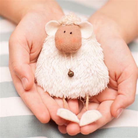 cute lamb pattern cute sheep with free pdf pattern and tutorial diy sewing