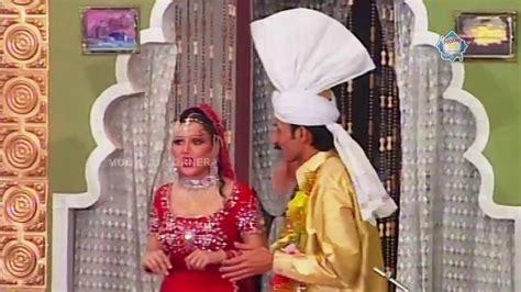 best stage drama zafri khan and iftikhar thakur new stage drama