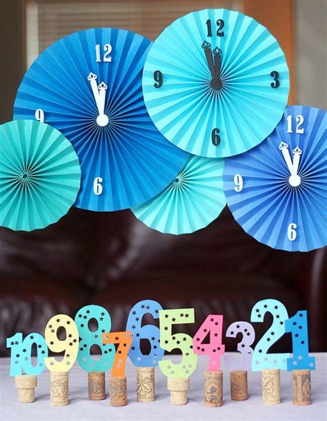 new year fan decoration top 10 new year s ideas diy crafts and